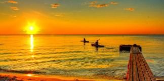 bom dia - nascer do sol