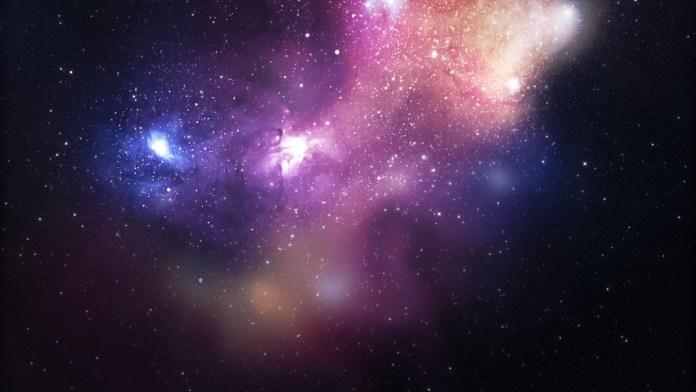 Fundo universo HD