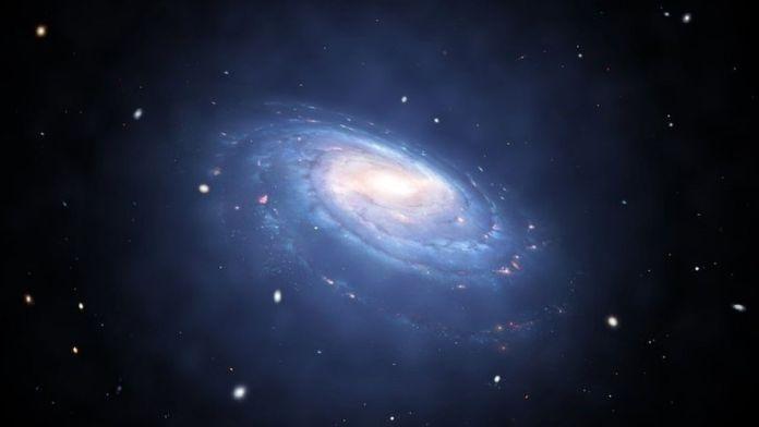 Fundo de Galáxia