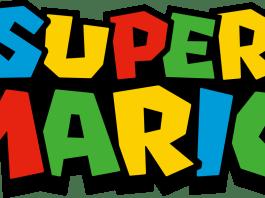 Super Mario PNG Logo