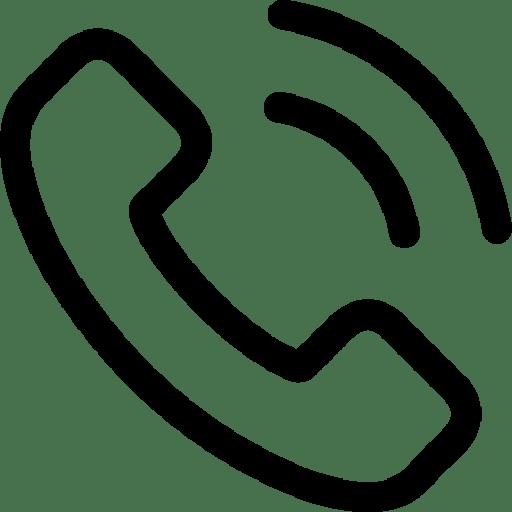 Telefone PNG fundo transparente