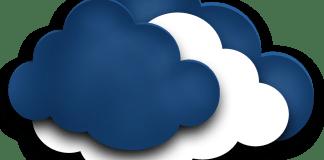 Nuvens com fundo transparente