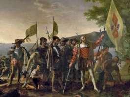 Colombo e a América