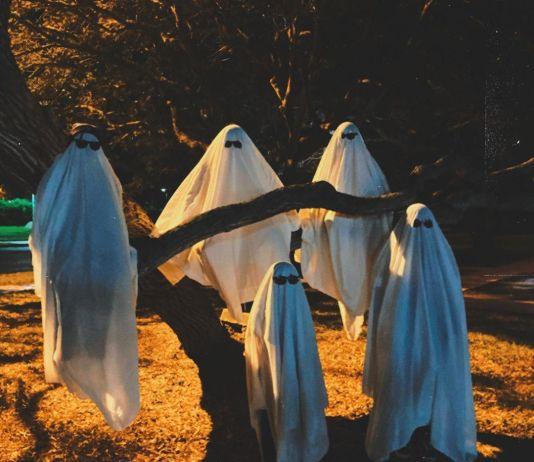 Fantasias de Halloween fáceis