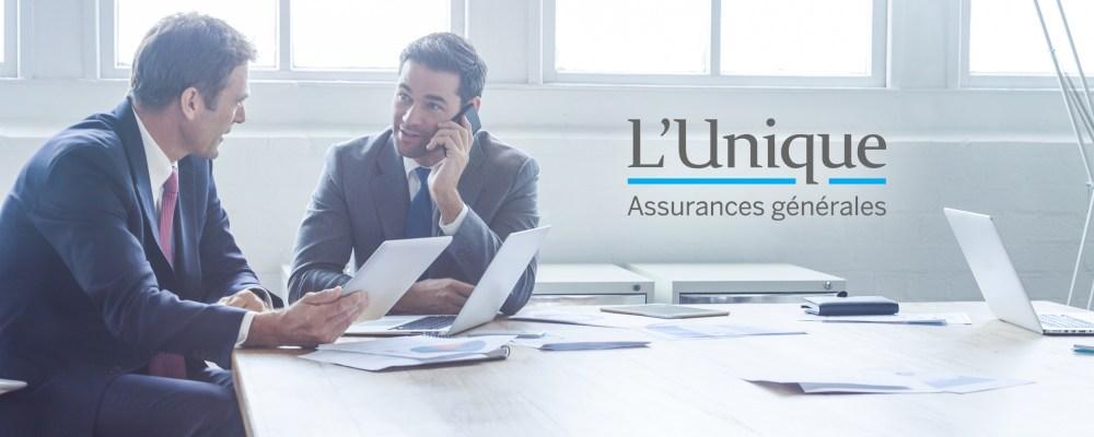 Assureur du mois d'avril - L'Unique assurances générales