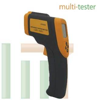 Pengukur Infrared Thermometer Non Kontak DT-8530