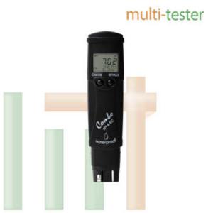 ECTDSpH Meter HANNA INSTRUMENTS HI98129
