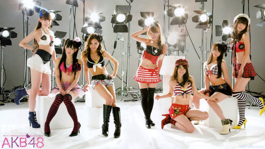 AKB48-Background-HD