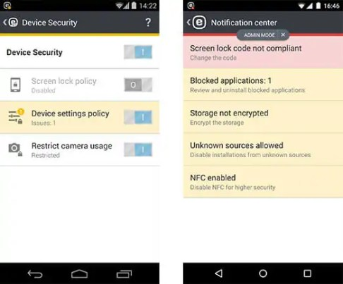 Lookout Security Extension Mod apk