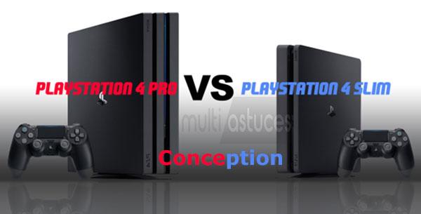 PS4 Slim vs PS4