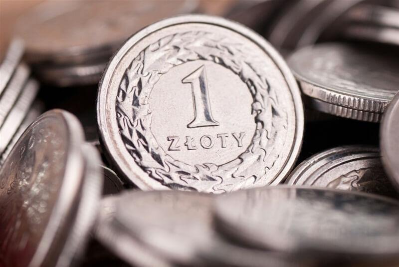 monety jednozłotowe