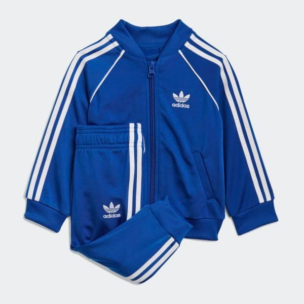 Track_suit_adicolor_SST_Blu_GN8438 tuta adidas