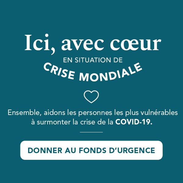 Donnez au fond d'urgence de Centraide du Grand Montréal