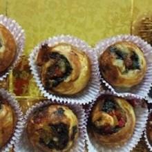 עוגיות שמרים עם פירות יבשים / טובית יחזקאל
