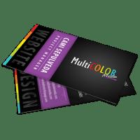 Spot UV Business Cards
