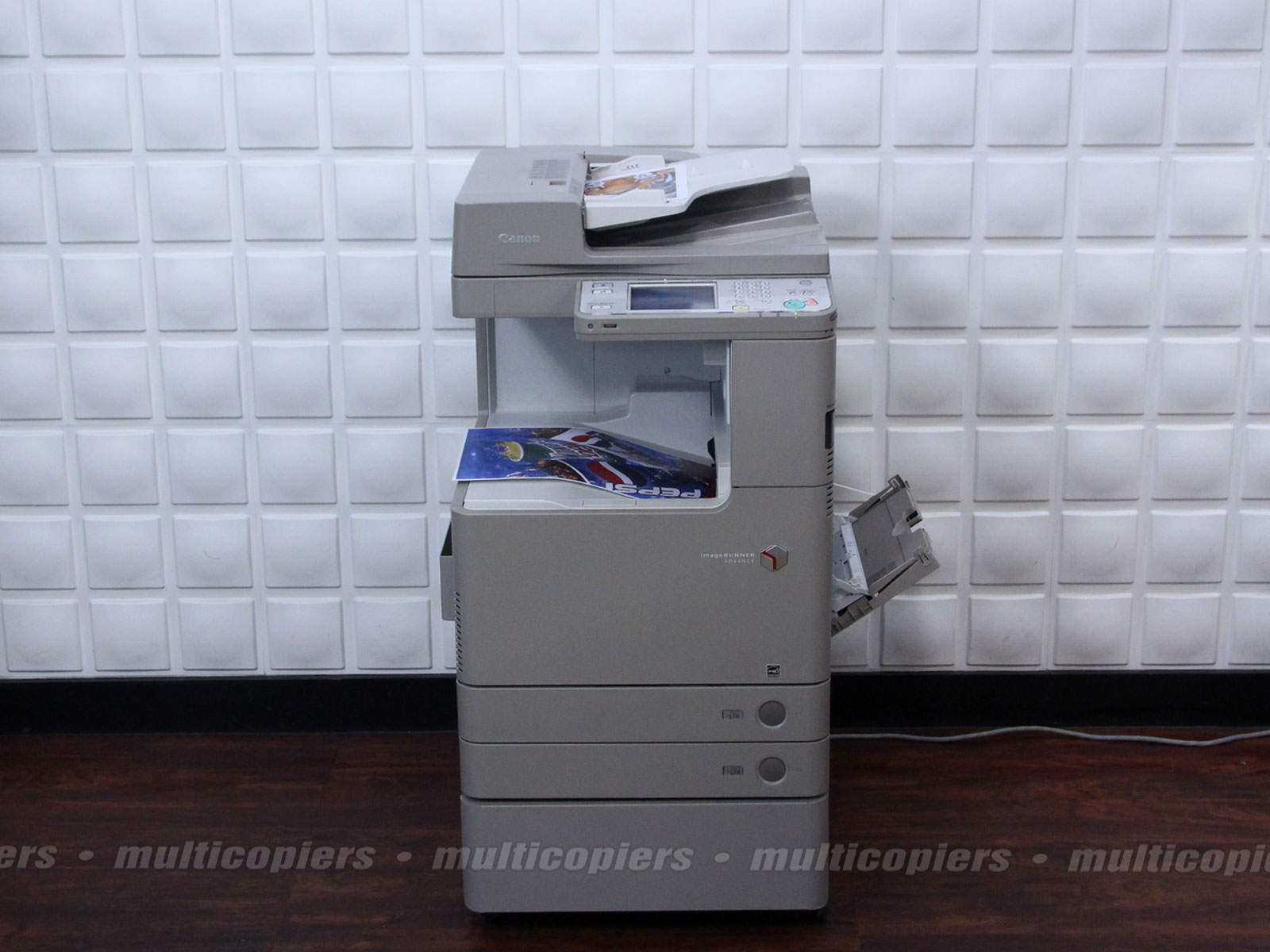 Canon imageRUNNER ADVANCE C2020 MFP FAX Driver for Windows Download