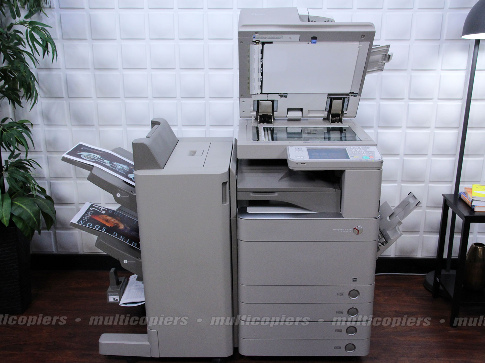 Download Driver: Canon imageRUNNER ADVANCE C2020 MFP FAX