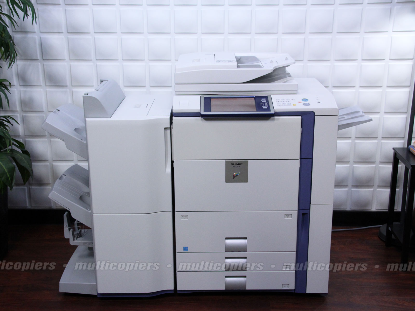 Sharp MX-6201N Printer PCL PS Windows 7