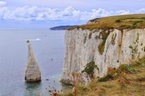 Old Harry Rocks (Fot. Marta El Marakchi © All rights reserved)