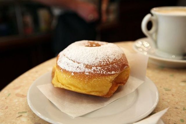 Bomboloni (Fot. Gail/Flickr)