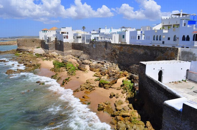 Asilah (Fot. Marta El Marakchi © All rights reserved)