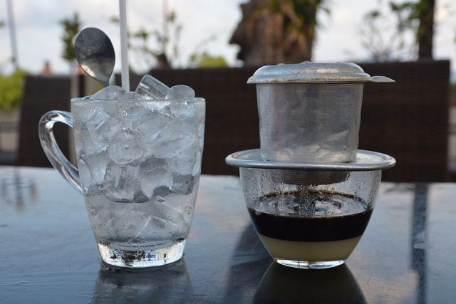 Ca Phe Sua Da (Fot. Paul Arps / Flickr)