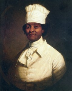 Hercules, President Washington's slave cook.