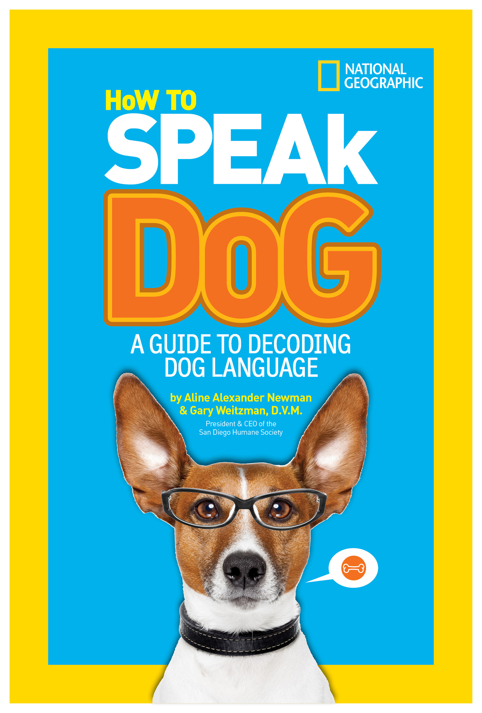 National Geographic Kids - How to Speak Dog - MKB Birthday Party Giveaway