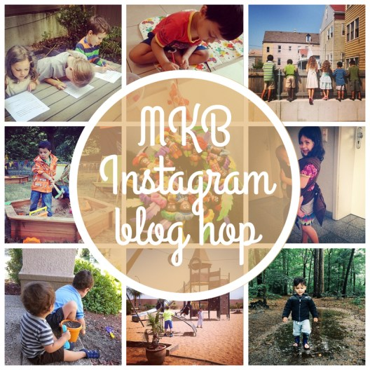Families Around the World: MKB Instagram Blog Hop!
