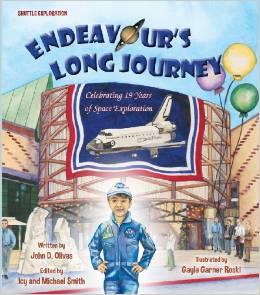 endeavor's long journey