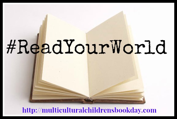 #ReadYourWorld - Multicultural Children's Book Day