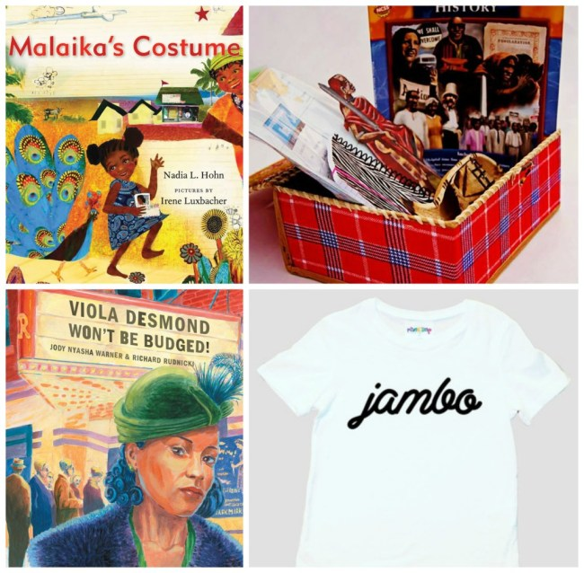 Grand Prize Black Heritage Month Giveaway 2016 | Multicultural Kid Blogs