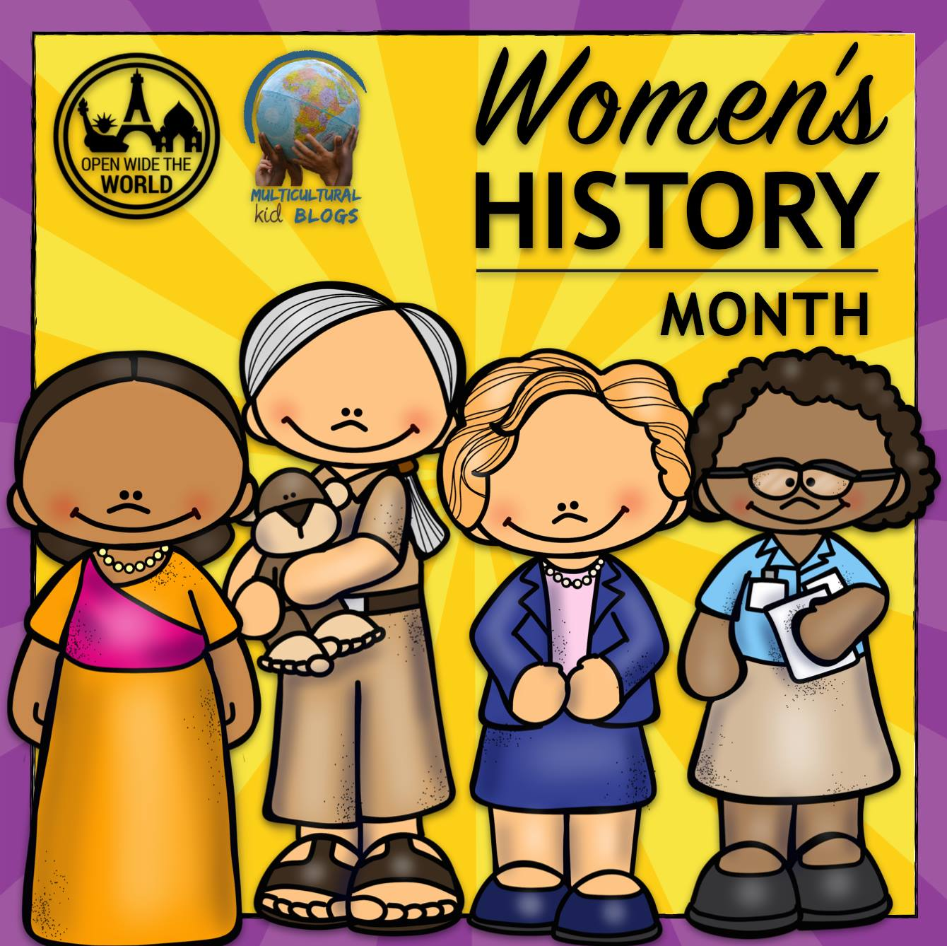 Women S History Month Research Packet