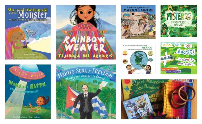 Hispanic Heritage Month Series and Giveaway 2017 2nd Prize | Multicultural Kid Blogs