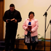 Photos of the Multicultural Worship Held 6 July 2013