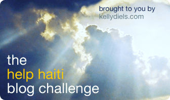 Help Haiti Blog Challenge