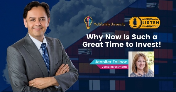 Why Now Is Such a Great Time to Invest! - Podcast Banner
