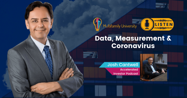 Data, Measurement & Coronavirus - Podcast Banner