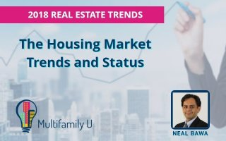 2018 Real Estate Trends – Housing Status
