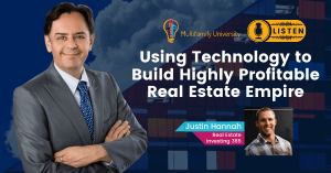 Using Technology to Build Highly Profitable Real Estate Empire - Podcast Banner