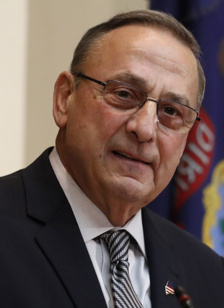 Trump taps LePage to serve as honorary campaign chair in Maine - Portland Press Herald