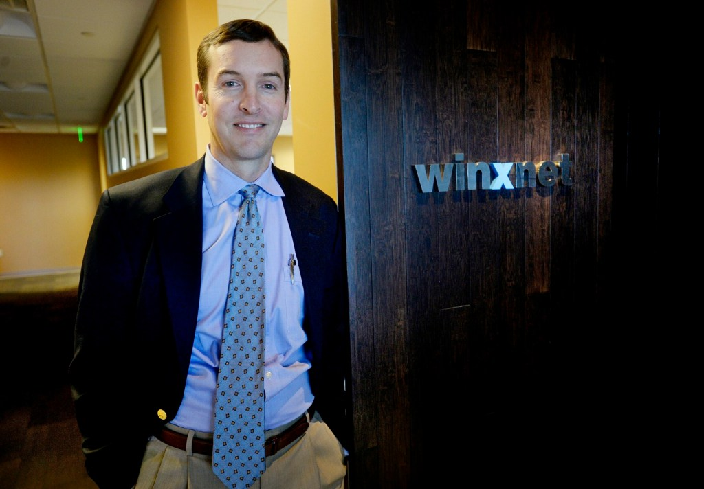 Christopher Claudio, CEO of Winxnet, a Portland tech firm, announced Monday that the company is changing its name to Logically