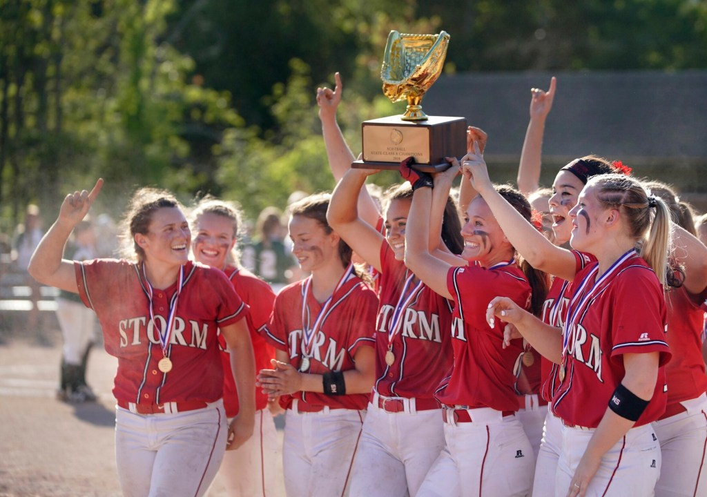 Going to Florida for spring training has usually resulted in a state championship for Scarborough High's softball team.