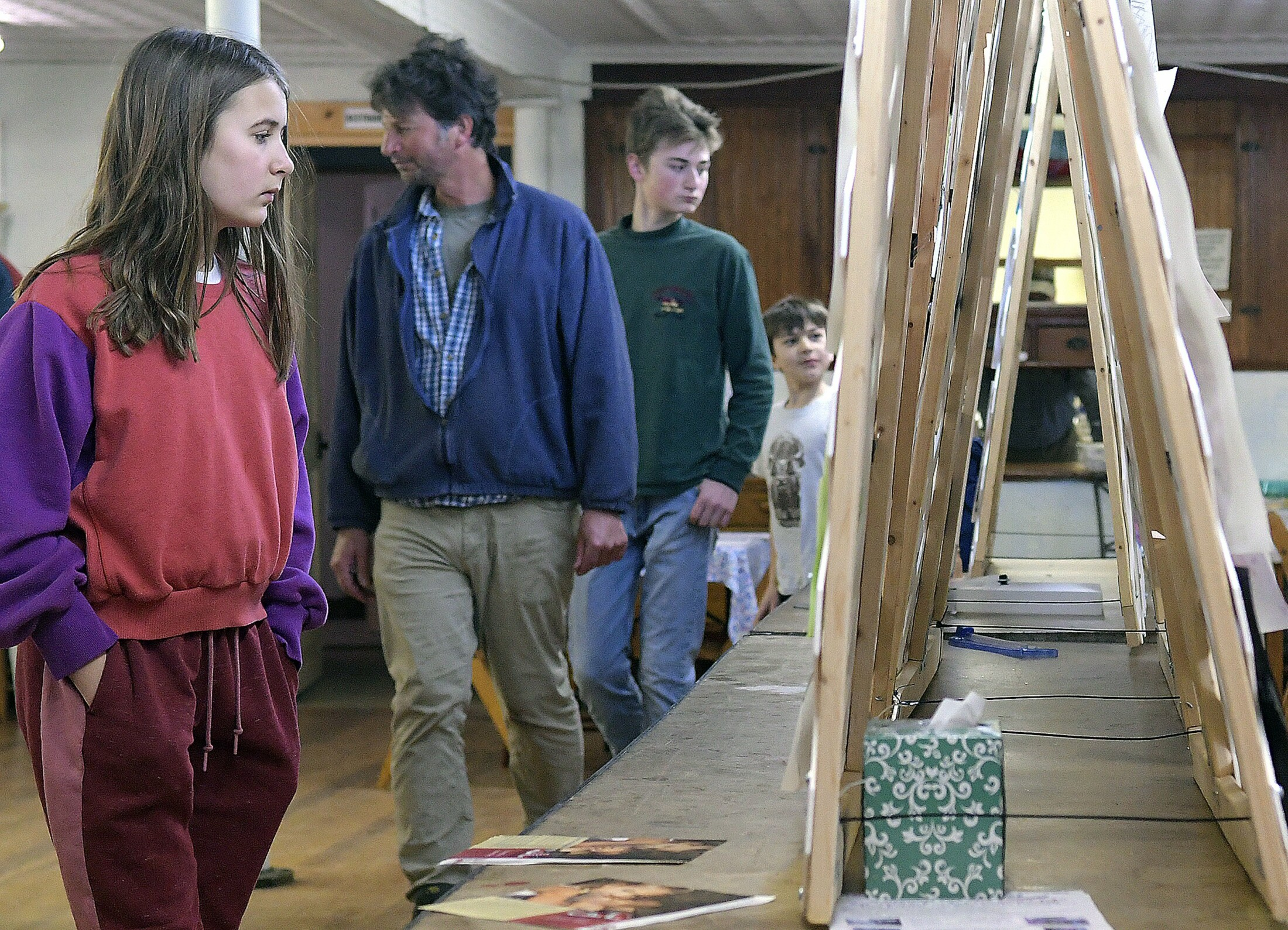 Art in many forms, from many ages, at Richmond Grange - CentralMaine.com