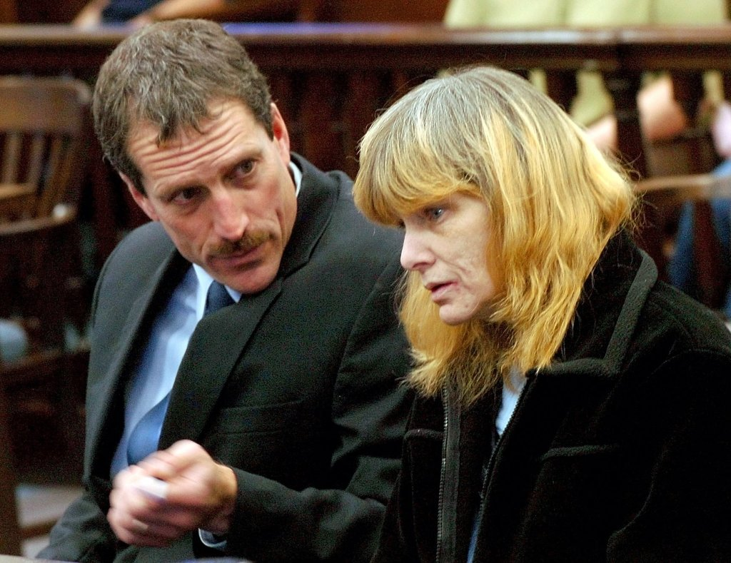 Karen McCaul, who was was found not criminally responsible by reason of insanity in the Christmas Eve 2009 stabbing death of Richard Howe, was committed indefinitely to Riverview Psychiatric Center in Augusta.