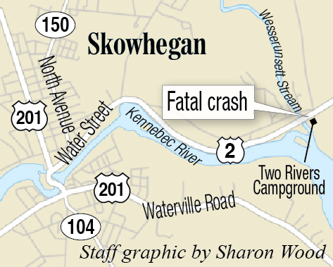 Skowhegan man killed in head-on crash on Route 2 - Portland Press Herald