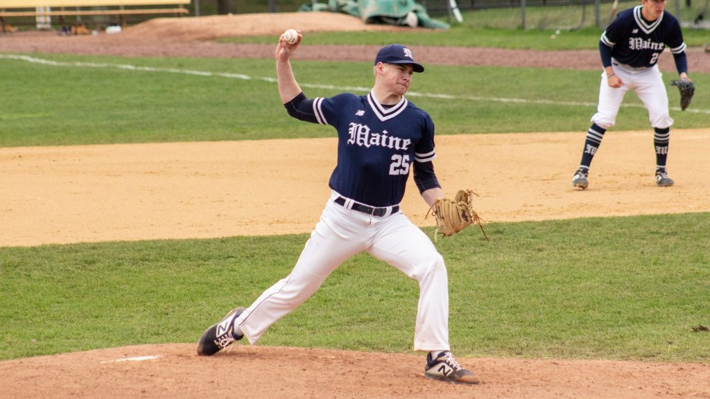 University of Maine pitcher Cody Laweryson went 5-5 with a 2.85 ERA this spring. The Valley graduate was selected in the 14th round of the MLB draft by the Minnesota Twins.