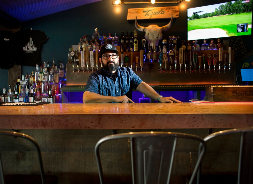 Vincent Migliaccio, owner of El Jefe Taco Bar in Freeport, recently had to close his adjacent restaurant, Conundrum Wine Bistro, after almost 19 years because of problems hiring and retaining quality staff.