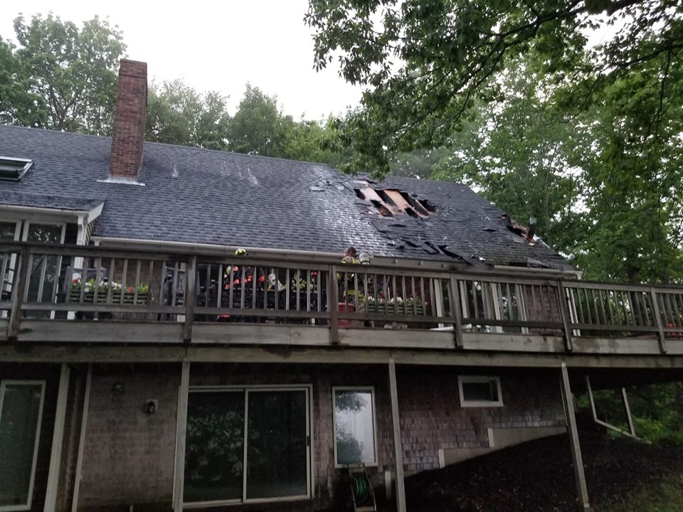 Mainers assess damage after violent thunderstorms sweep through state   Lewiston Sun Journal