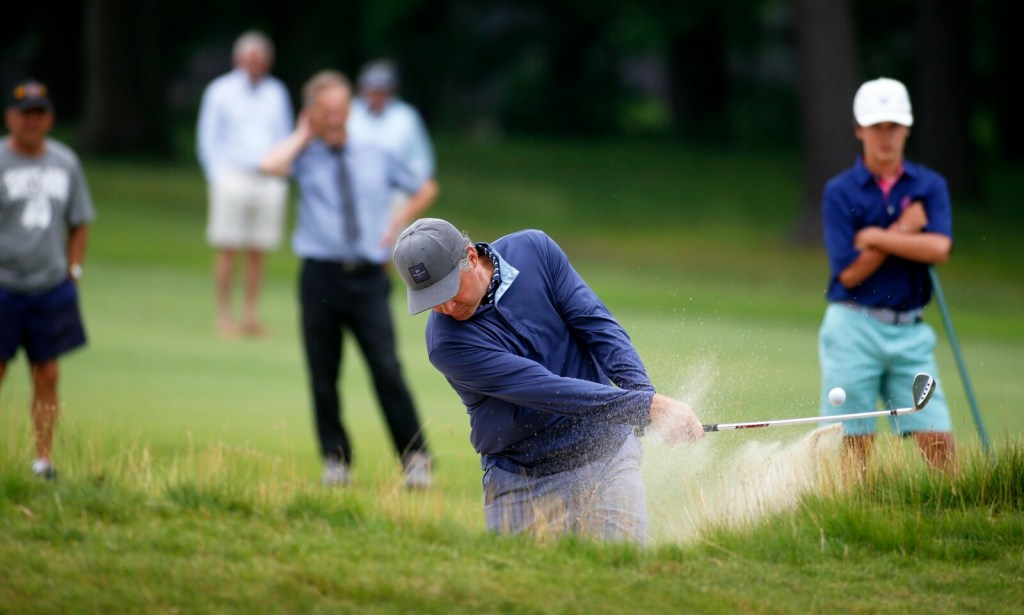 Maine Amateur: Anderson closes out runaway victory